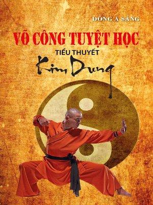 cover image of Võ công tuyệt học