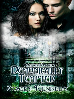 cover image of Demonically Tempted (Frostbite, Book Two)