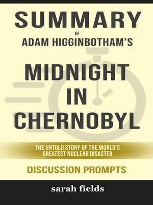 cover image of Summary of Midnight in Chernobyl