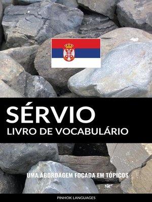 cover image of Livro de Vocabulário Sérvio