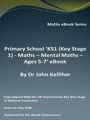 cover image of Primary School 'KS1 (Key Stage 1) Maths – Mental Maths – Ages 5-7' eBook