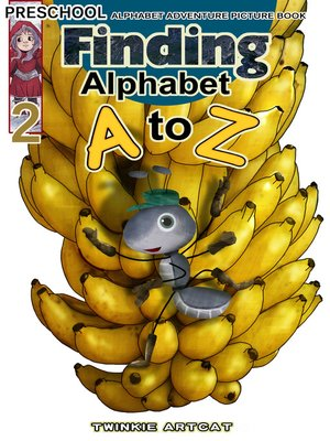 cover image of Finding Alphabet a to Z 2