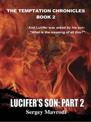 cover image of Lucifer's Son
