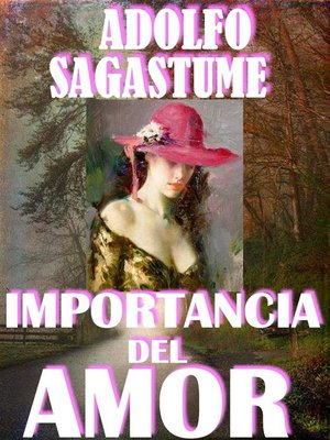 cover image of Importancia del Amor
