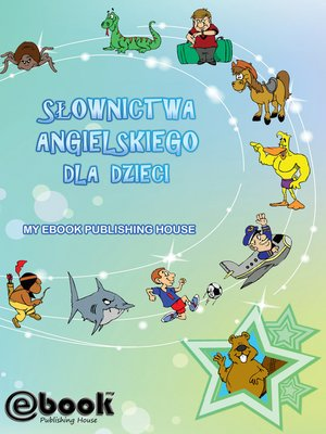 cover image of Słownictwa angielskiego dla dzieci
