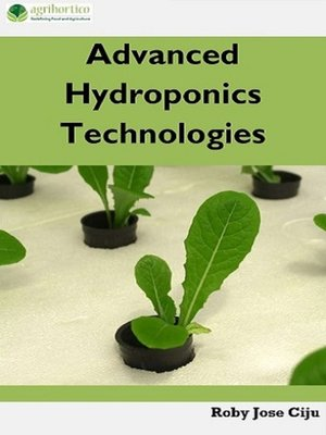 cover image of Advanced Hydroponics Technologies