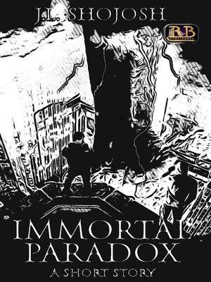 cover image of Immortal Paradox