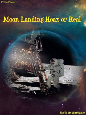 cover image of Moon Landing Hoax Or Real