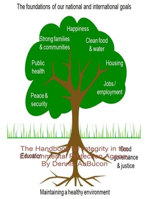 cover image of The Handbook for Integrity in the Environmental Protection Agency