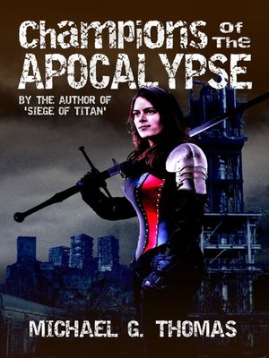 cover image of Champions of the Apocalypse