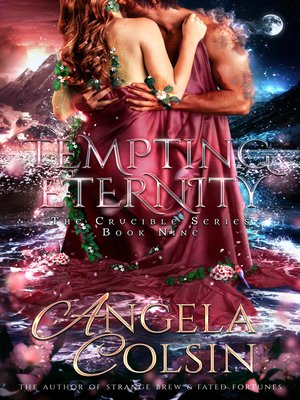 cover image of Tempting Eternity (The Crucible Series Book 9)