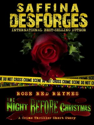 cover image of The Night Before Christmas (Rose Red Rhymes #2)