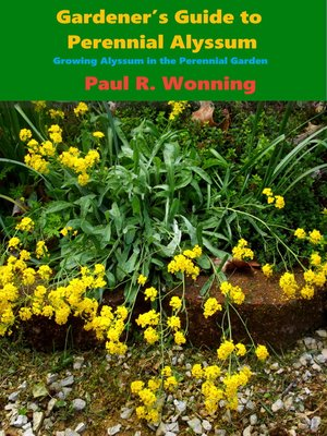 cover image of Gardeners Guide to the Perennial Alyssum