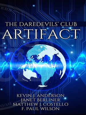 cover image of The Daredevils' Club ARTIFACT