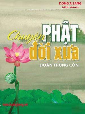 cover image of Chuyện Phật đời xưa.