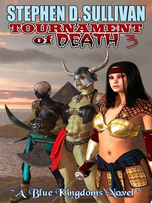 cover image of Tournament of Death 3