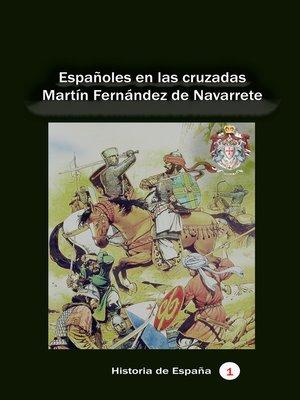 cover image of Españoles en las cruzadas