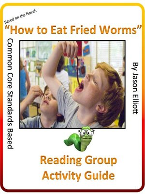 cover image of How to Eat Fried Worms Reading Group Activity Guide