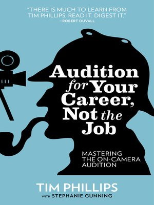 cover image of Audition for Your Career, Not the Job