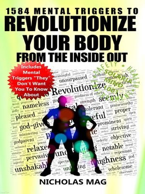 cover image of 1584 Mental Triggers to Revolutionize Your Body from the Inside Out