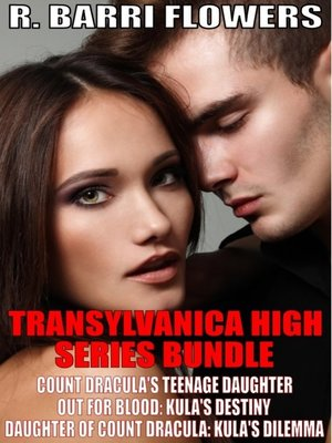 cover image of Transylvanica High Series Bundle