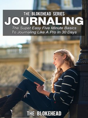 cover image of Journaling