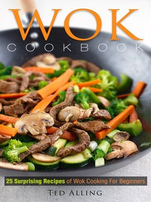 cover image of Wok Cookbook