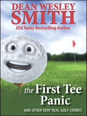 cover image of The First Tee Panic