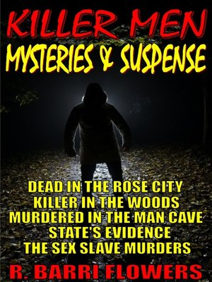 cover image of Killer Men Mysteries & Suspense 5-Book Bundle