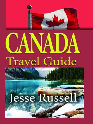 cover image of Canada Travel Guide