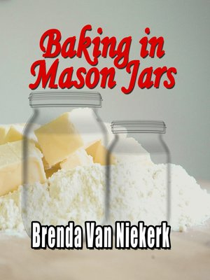 cover image of Baking in Mason Jars