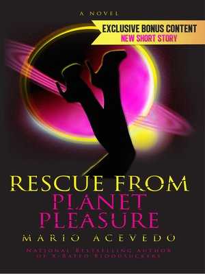 cover image of Rescue From Planet Pleasure