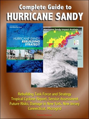 cover image of Complete Guide to Hurricane Sandy