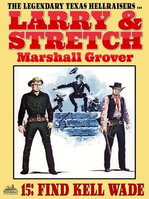 cover image of Larry and Stretch 15