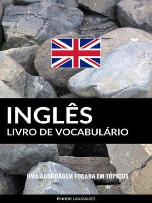 cover image of Livro de Vocabulário Inglês