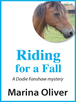 cover image of Riding for a Fall