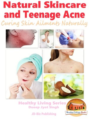 cover image of Natural Skincare and Teenage Acne