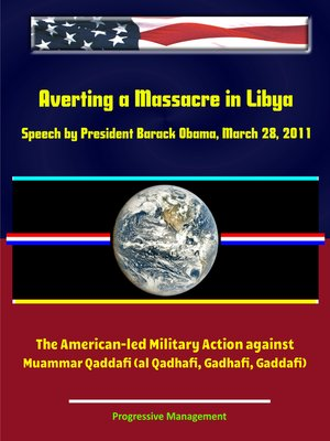 cover image of Averting a Massacre in Libya