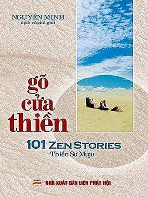 cover image of Gõ cửa thiền