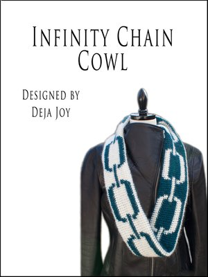 cover image of Infinity Chain Scarf