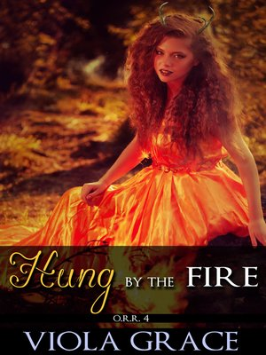 cover image of Hung by the Fire