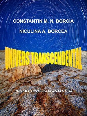 cover image of Univers transcendental
