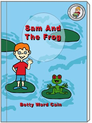 cover image of Sam and the Frog