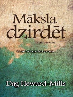 cover image of Māksla dzirdēt