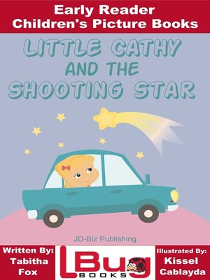 cover image of Little Cathy and the Shooting Star