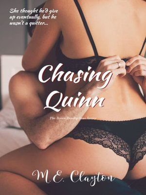 cover image of Chasing Quinn