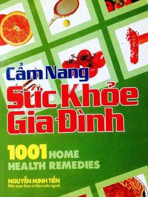 cover image of Cẩm nang sức khỏe gia đình