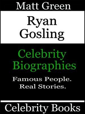 cover image of Ryan Gosling