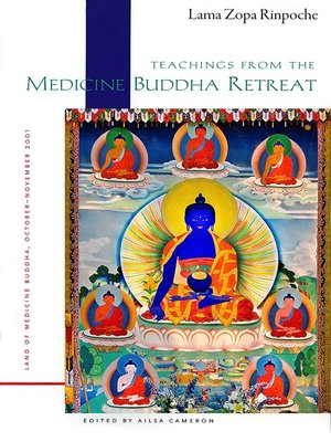 cover image of Teachings From the Medicine Buddha Retreat