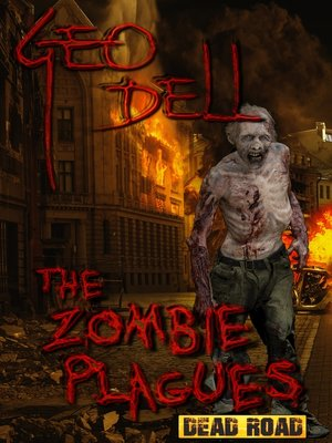 cover image of The Zombie Plagues Dead Road